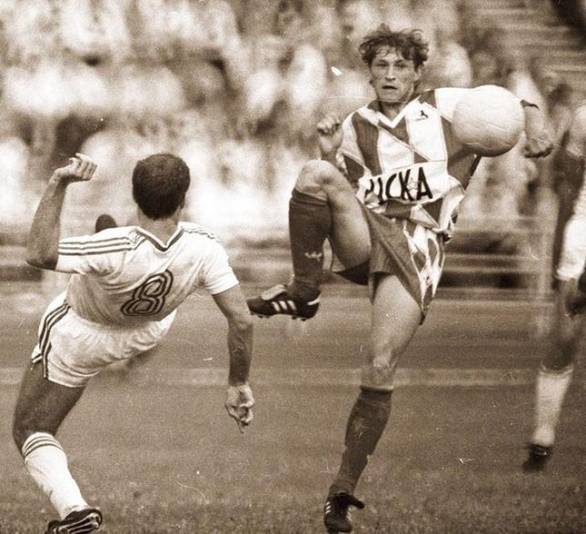 Лучшие годы карьеры Владимир Татарчук (справа) провёл в ЦСКА