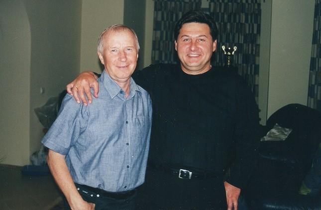 Павел Садырин и Николай Степанов