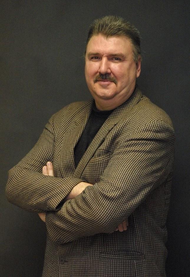Валерий Новиков. Фото: Эдуард Смирнов