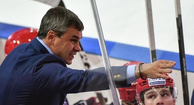 Дмитрий Квартальнов. Фото: РИА Новости