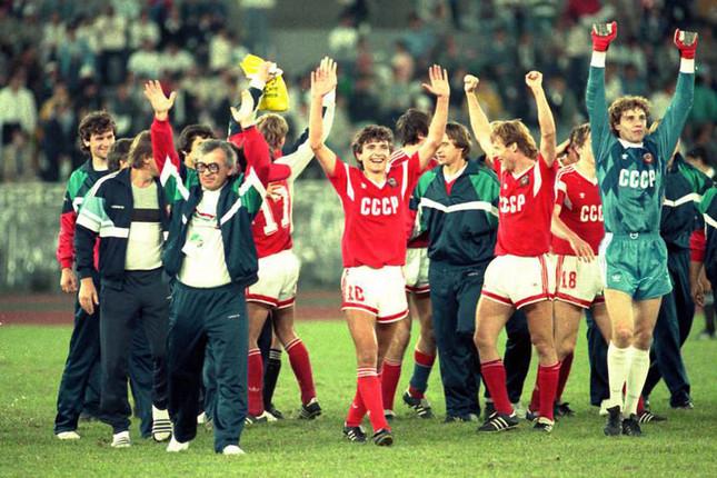 Сборная СССР — чемпион Олимпиады-1988!