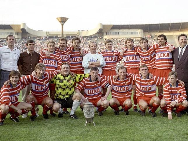 Золотой ЦСКА-1991