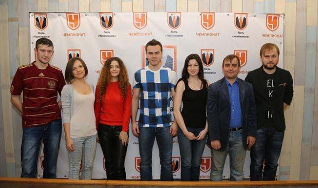 Игорь Акинфеев в редакции «Чемпионата»