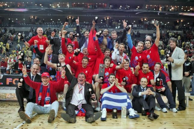 «Мы чемпионы!»