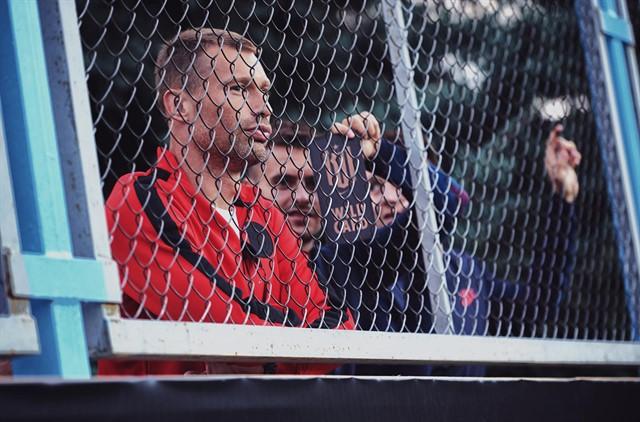 В. Березуцкий, Щенников и Головин вручили первые wild cards финалистам K11