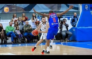 Nizhny Novgorod vs. CSKA Highlights 25.10.2015