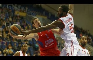 Highlights: CSKA Moscow-Brose Baskets Bamberg